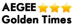AEGEE Golden Times logo