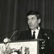 1987 AEGEE III Leiden Ruud Lubbers