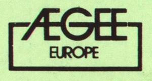AEGEE Logo 1988-1990