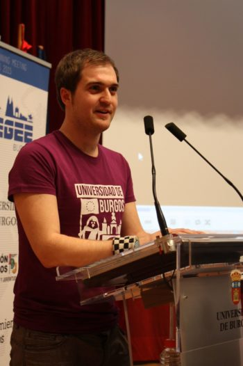 """Rubén """"Harry"""" Sanz Martínez"""