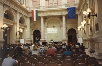 1991 Agora Budapest plenary small