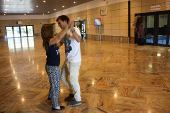 Kristina Reshetova Dancing Bergamo