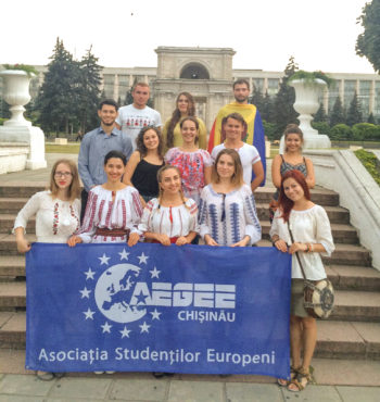 AEGEE-Chișinău is waiting for you!