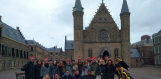 City tour in Den Haag