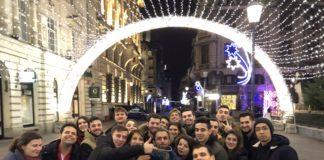 Happy New Year in Bucharest!