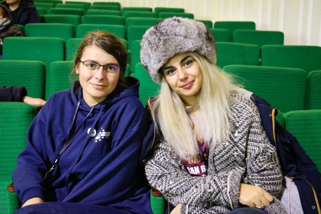 The many faces of Francesca Zorcolo: at Agora Chisinau 2016