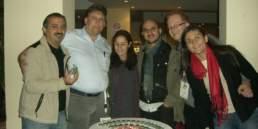 The LA delegation at Agora Istanbul 2010