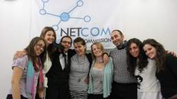 NetCom team 2010/1