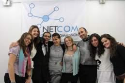 NetCom team 2010/1