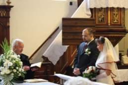 Zsuzsi's wedding