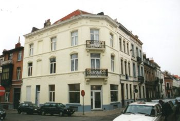 The first AEGEE headoffice in Brussels