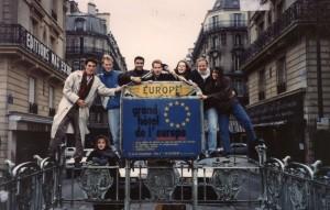 1991 Quo Vadis CD Paris