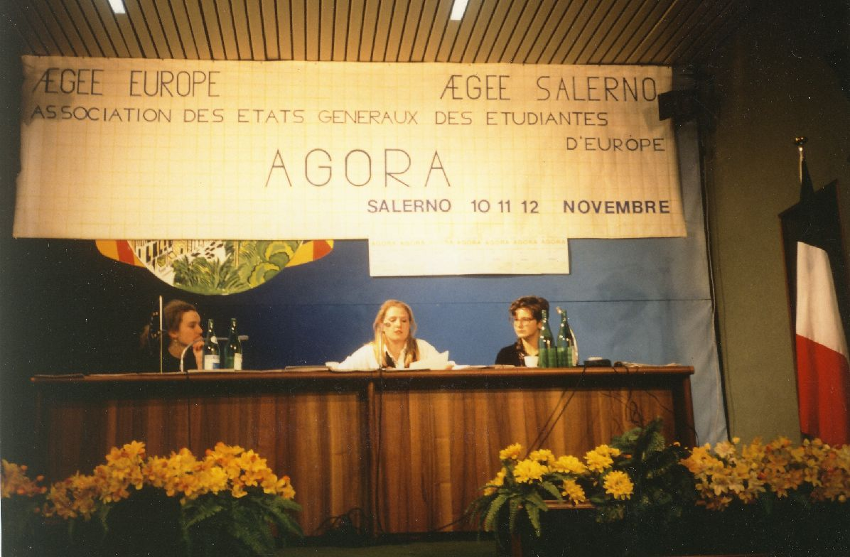 How the Fall of the Berlin Wall Made AEGEE Truly European — AEGEE ...