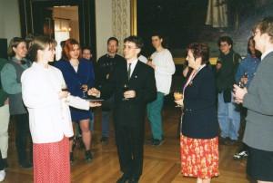 David Stulik Prague 1996