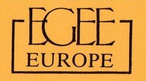 AEGEE Logo 1985-1987
