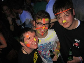 NY2013 Maribor UV partyS