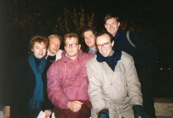 1990 Oct. Gruendung A-Budapest