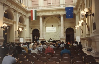 1991 Agora Budapest plenary
