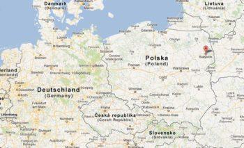 Bialystok Map