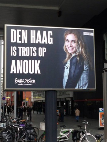 Eurovision Anouk