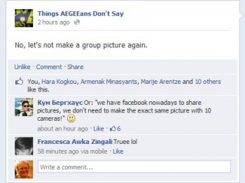 Facebook page Things2