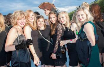 AEGEE-Passau party