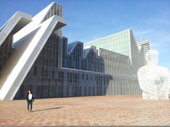 Agora Zaragoza palacio_congresos