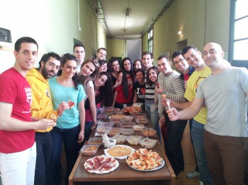 Agora Zaragoza zaragoza meeting alicante2