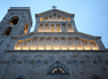 Cagliari Cattedrale di Santa Maria