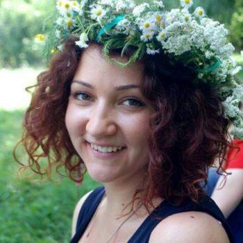 Sasha Okhrimenko