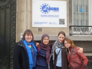 Euroarab meeting Bxl