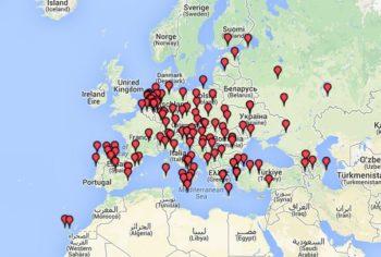 SU map 2014-2