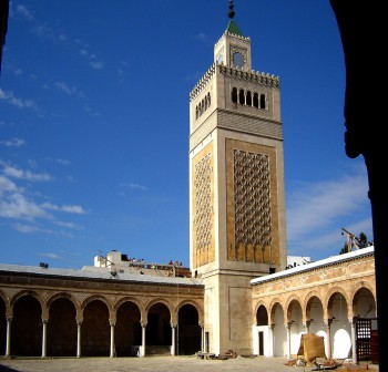 Tunis_Zitouna-Moschee