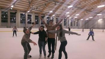 AEGEE-Minsk Skating