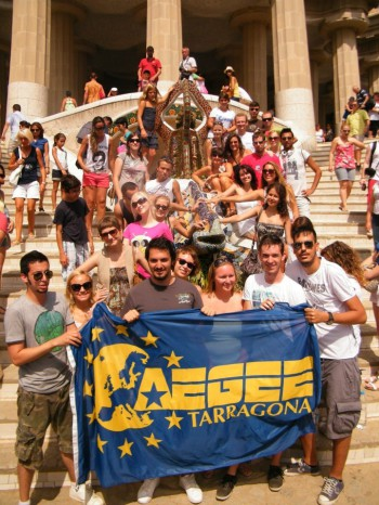Antonija Parat in Tarragona
