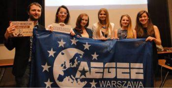 AEGEE-Warszawa Board 2014