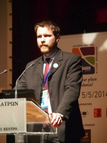 Agopat343 Holger Schmitt candidating - Olivier Genkin