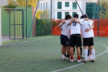 Football circle