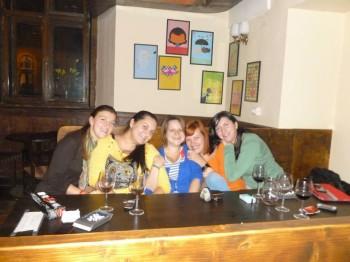 Ioana Duca Friends Forever