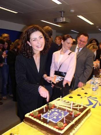 Silvia Baita 20th anni