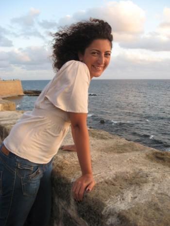 Silvia Baita wind