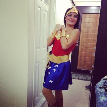 Suzan Dilara Wonder Woman