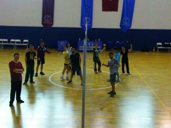 AEGEE-Eskisehir voleyball match