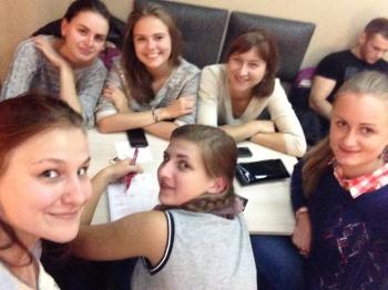 Minsk organisers2