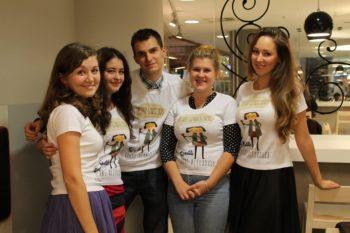 Regina Slovesnaya St Petersburg shirt