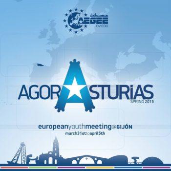 AgorAsturias logo