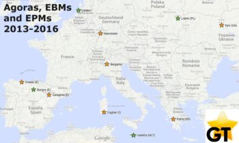 Agoras map