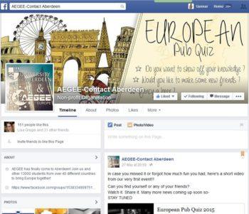 Aberdeen Facebook
