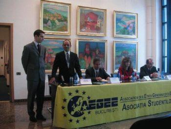 Diplomatic Seminar 2003