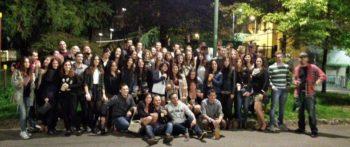 Bergamo Erasmus opening